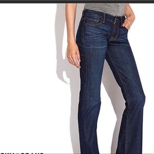 """Lucky Brand """"Sweet N Low"""" Ankle Jeans"""